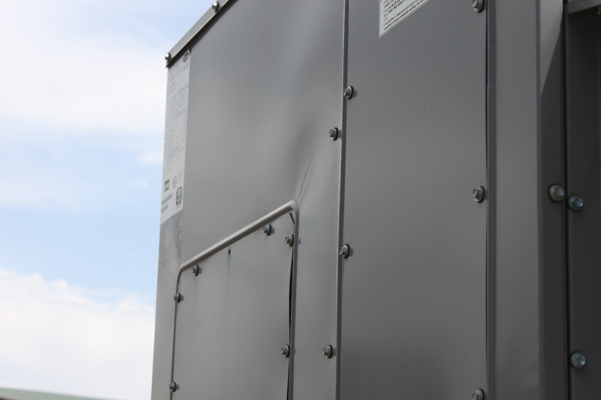50hj Packaged Rooftop Unit From Carrier